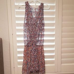 BCBG Summer Dress, floral print